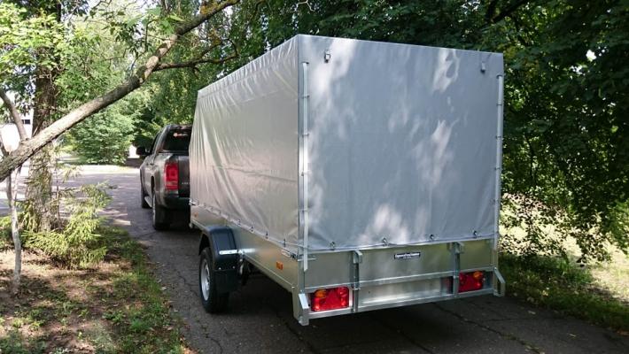 Прицеп для легкового автомобиля новый в оренбурге